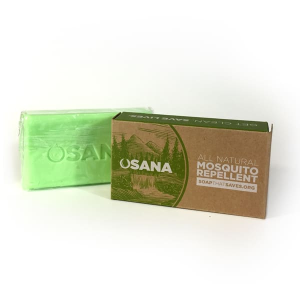 Osana Mosquito Repellent Standard Bar
