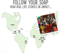 Follow Your Soap